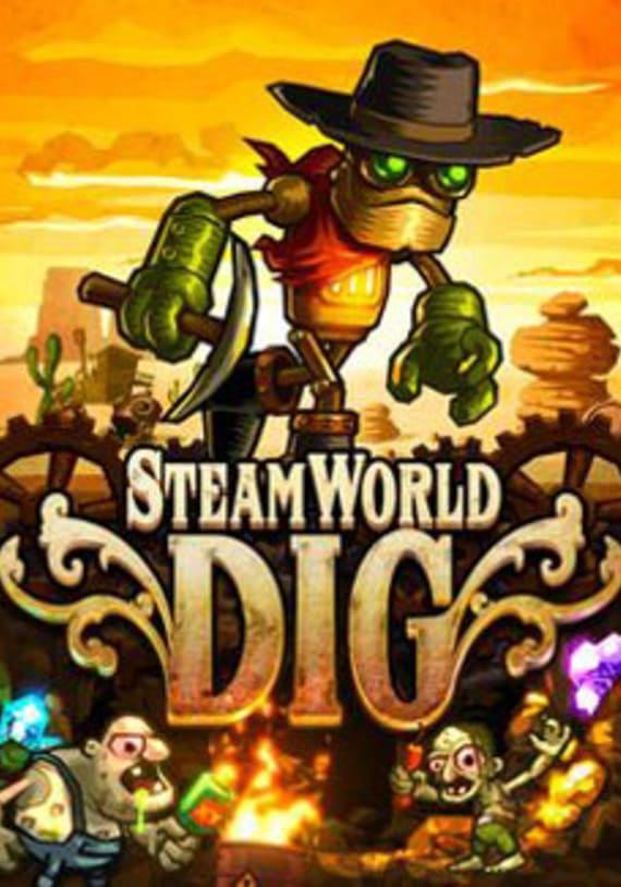 SteamWorld Dig for PC for free