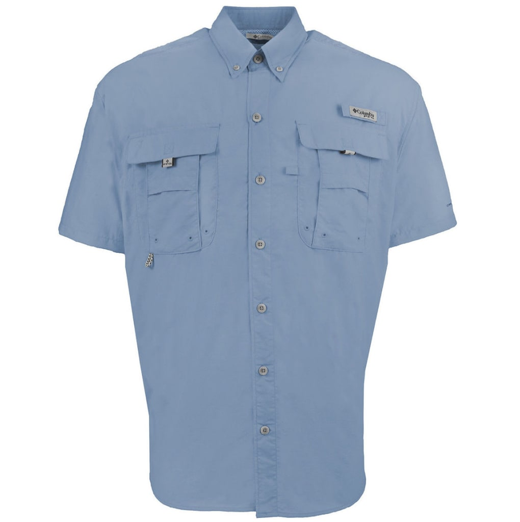 Columbia Men's PFG Bahama II S/S Shirt for $19
