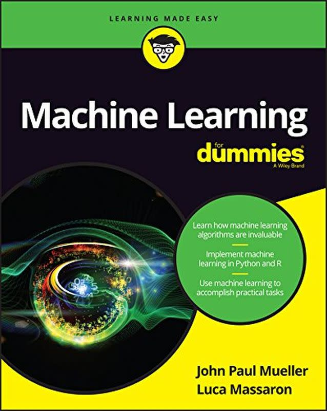 """Machine Learning for Dummies"" eBook for free"