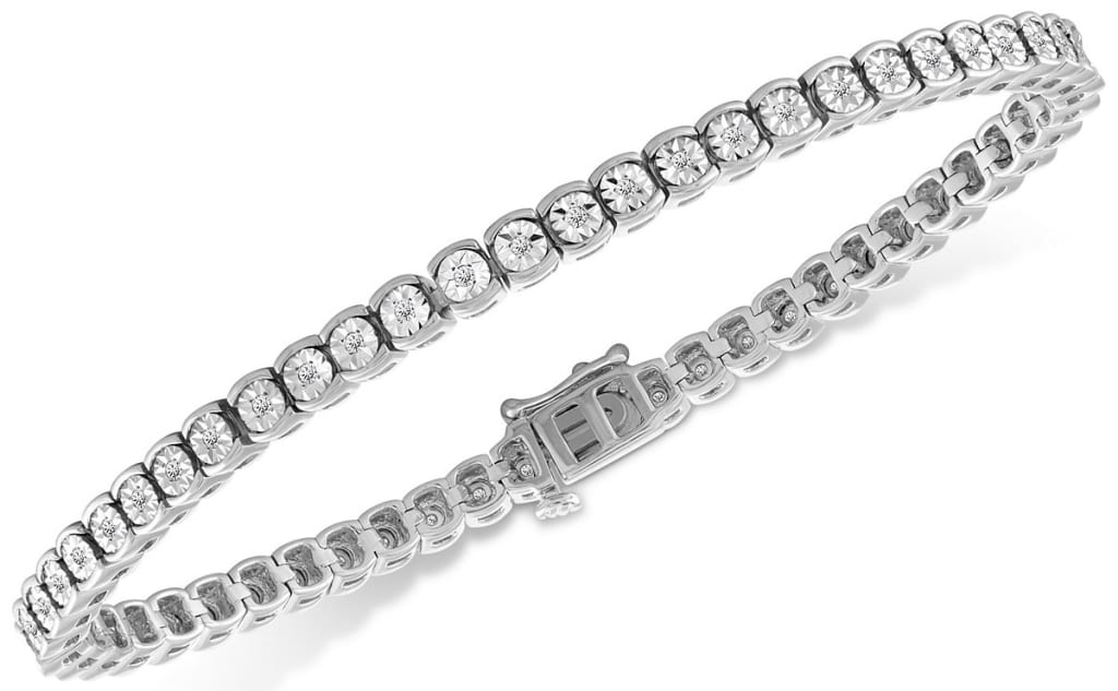 Jewelry at Macy's: Up to 75% off + 15% off
