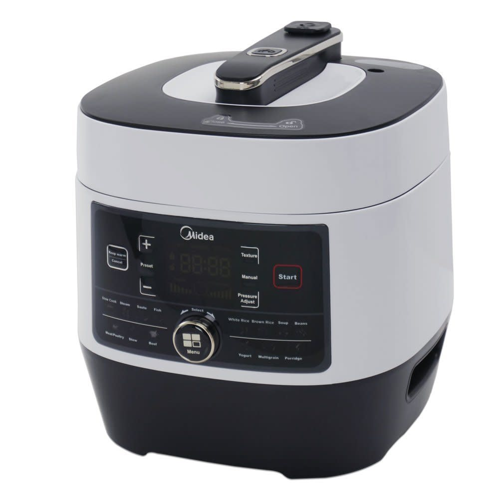 Midea 6L Revolving Pressure Cooker for $85