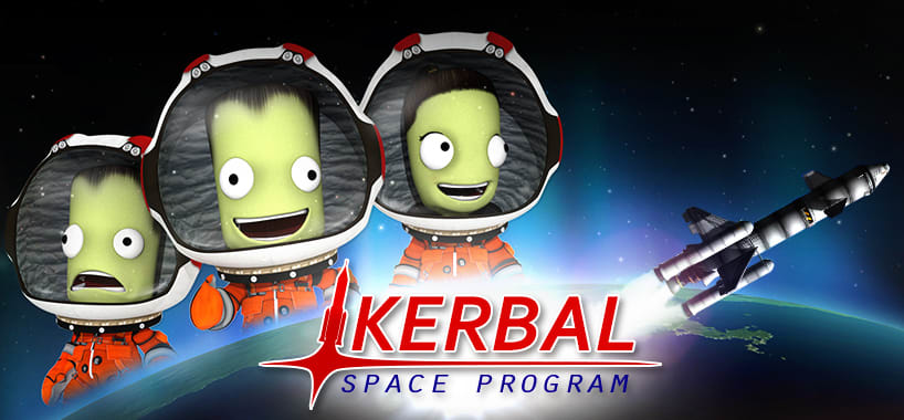 Kerbal Space Program for PC/Mac for $15