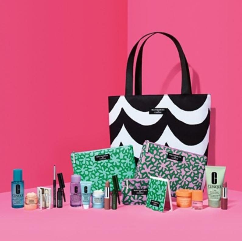 Clinique Marimekko Gift Set free w/ $28 purchase