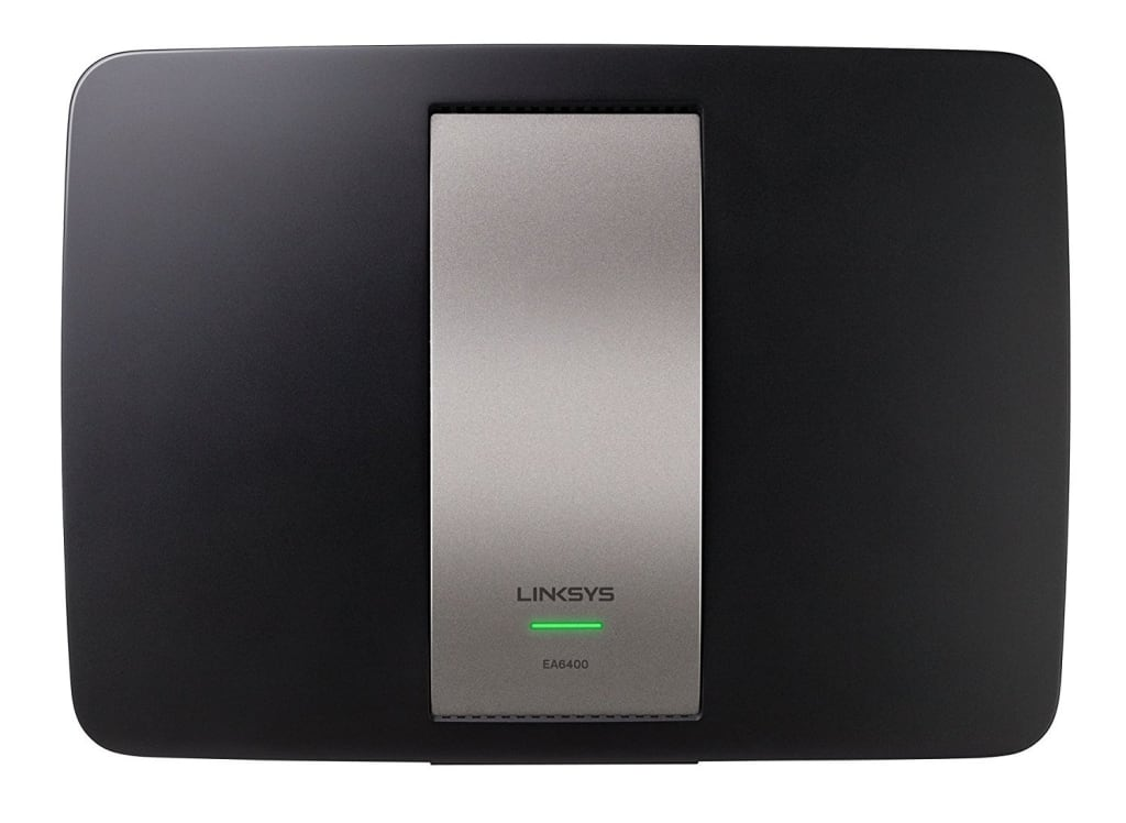Refurb Linksys Dual 802.11ac WiFi Router for $30