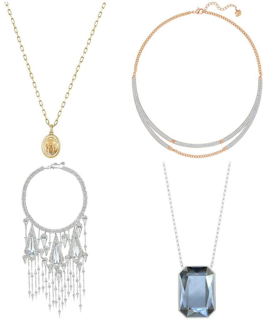 Swarovski Necklace Sale: Up to 75% off, from $41