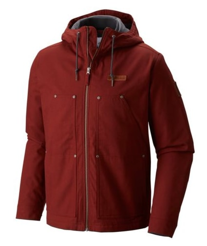 Columbia Men's Loma Vista Hooded Jacket for $70