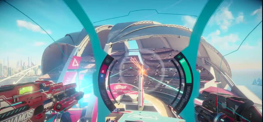 Rigs Mechanized Combat League for PS VR for free
