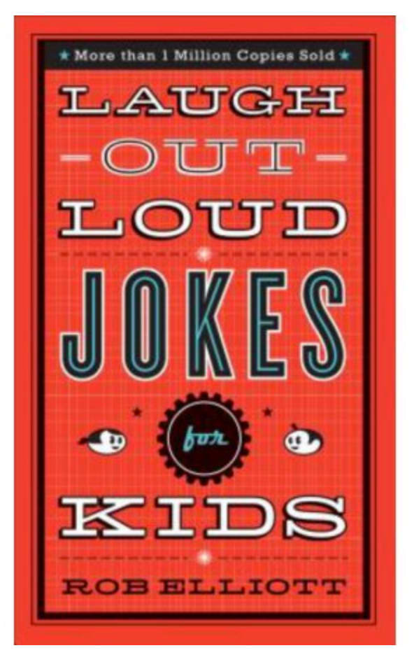 """""""Laugh-Out-Loud Jokes for Kids"""" Book for $2"""