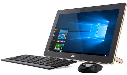 "Acer Pentium 17"" 1080p Touch PC w/ 128GB SSD $349"