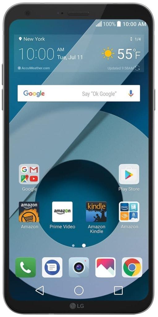 Unlocked LG Q6 32GB 4G LTE GSM Android Phone $160