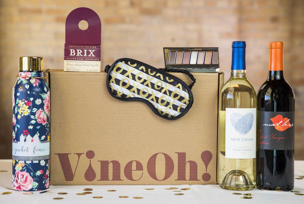 Vine Oh! Oh! La La! Winter Box w/ Bronzer for $45