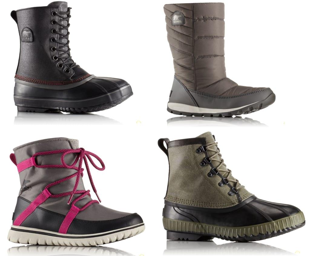 Sorel Online Boot Specials: Up to 55% off