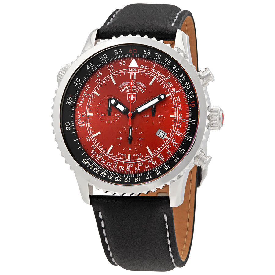 Swiss Military Men's Thunderbolt Chrono Watch $299