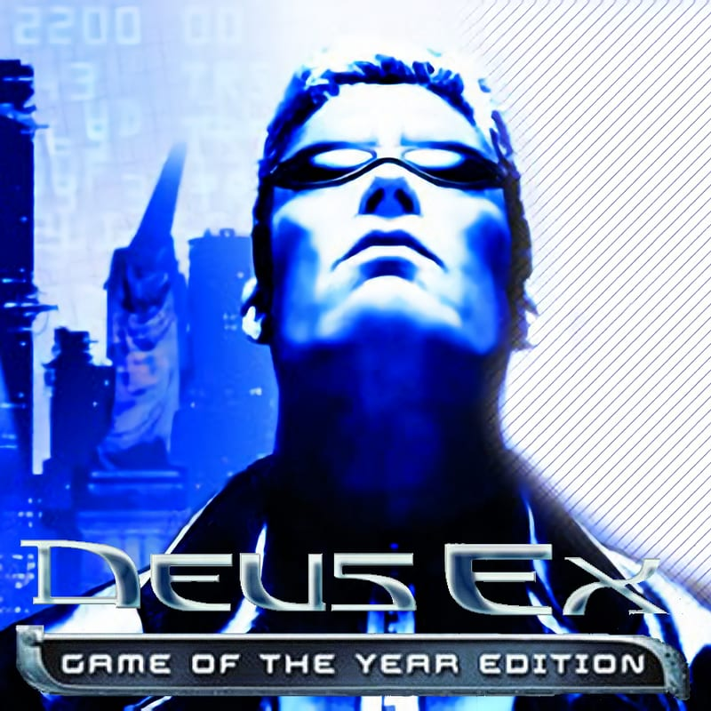 Deus Ex: Game of the Year Edition for PC (Steam) for $1