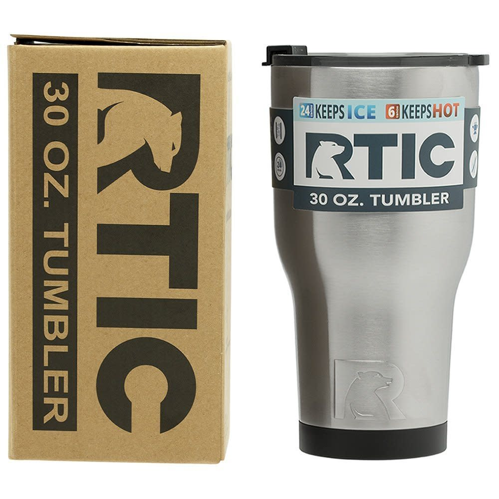 RTIC 30-oz. Stainless Steel Tumbler for $8