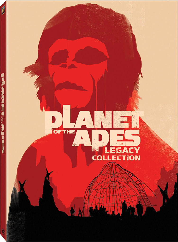 Planet of the Apes: Legacy Collection in HD $10