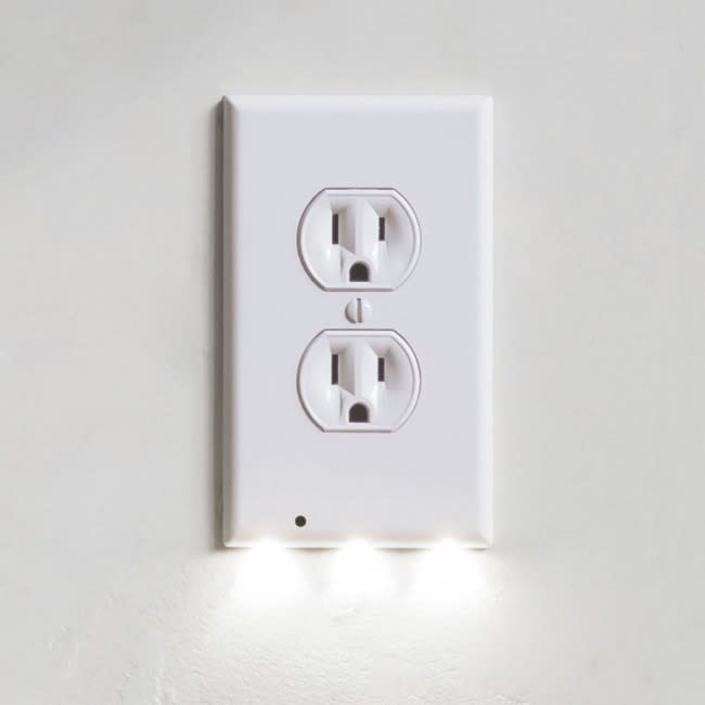 iTD Gear Night Light Coverplate for $3