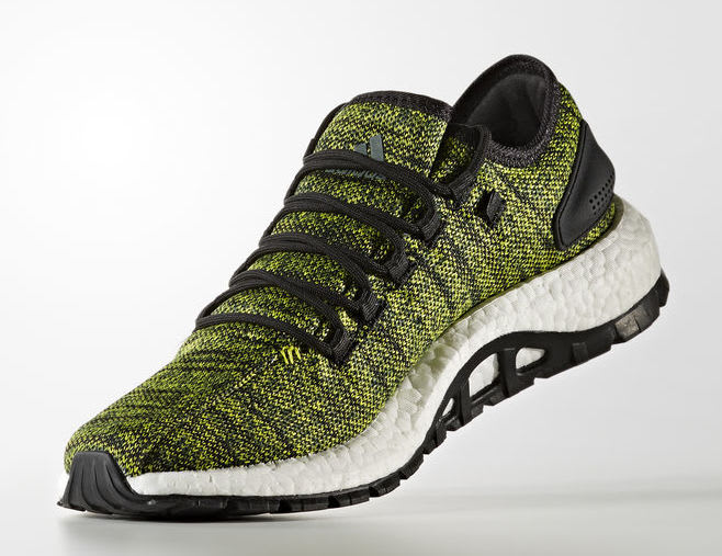adidas Men's PureBoost Running Shoes for $60