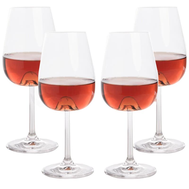 Stolzle Vulcano 17-oz. Wine Glass 4-Pack for $20