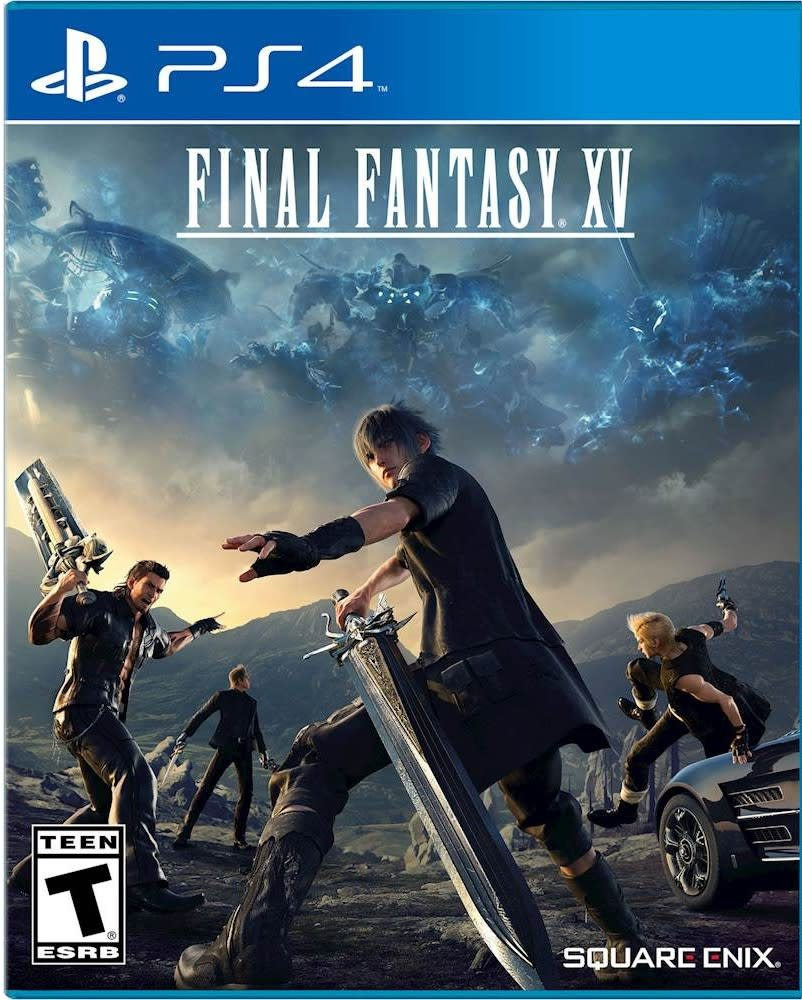 Used Final Fantasy XV for PS4 or XBox One for $5