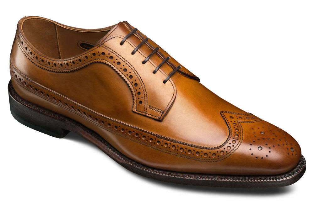 Allen Edmonds Men's Factory 2nd Blucher Shoes $157