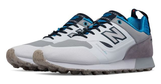 New Balance Men's Trailbuster Sneakers for $37