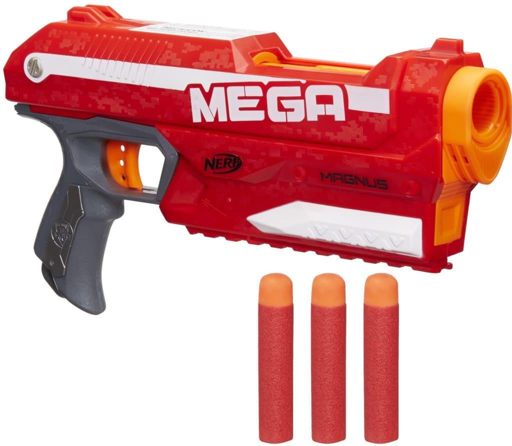 Nerf N-Strike Elite Magnus Blaster for $5
