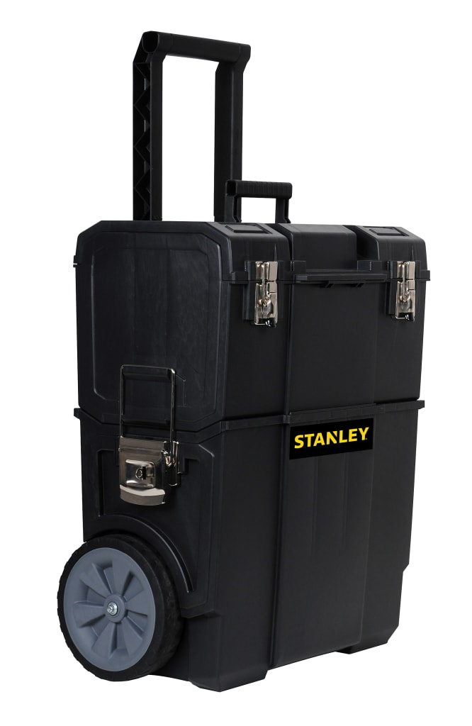 Stanley 2-in-1 Mobile Work Center for $23