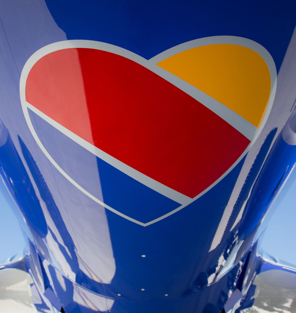 Southwest Nationwide Fares from $47 1-way
