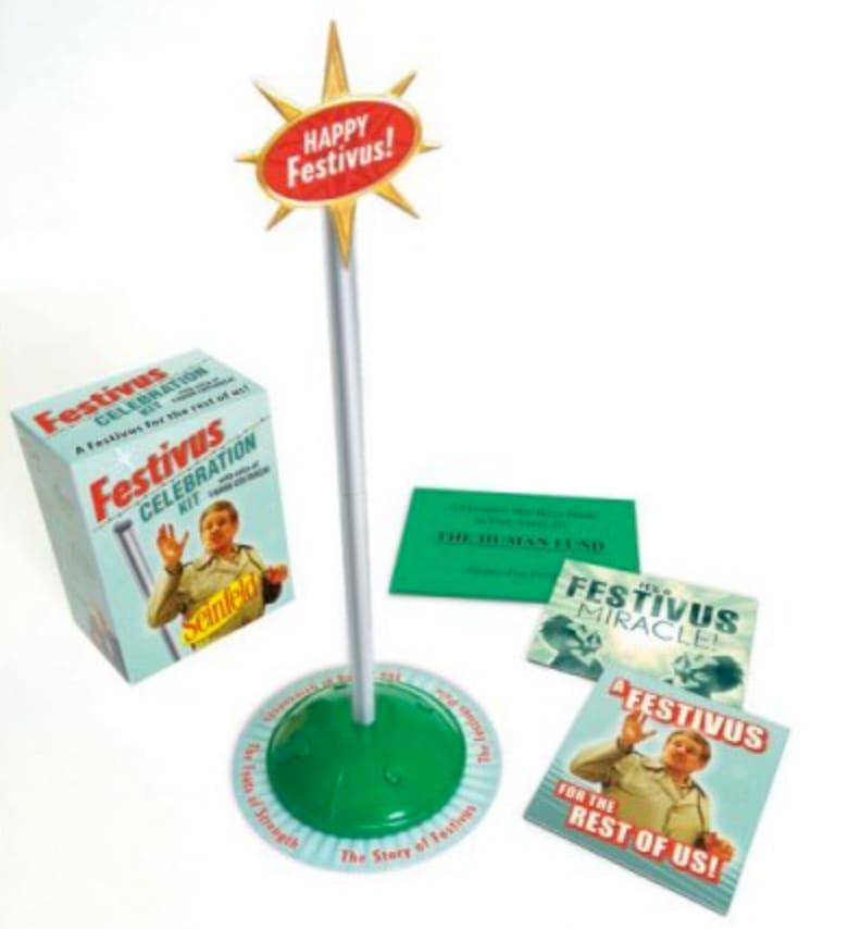 Seinfeld Festivus Celebration Kit for $7