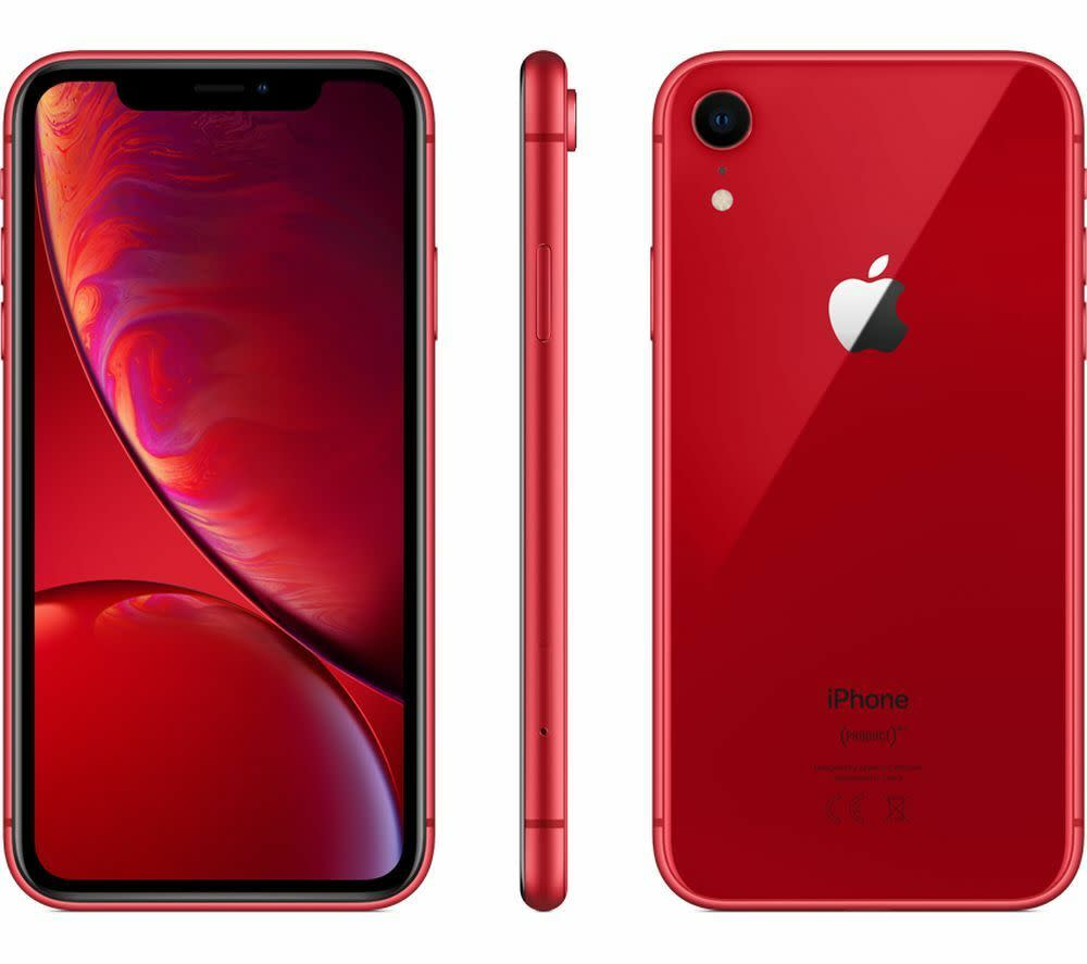 Unlocked Apple iPhone XR 64GB Smartphone for $660