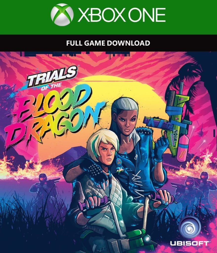 Trials of the Blood Dragon for Xbox One for free