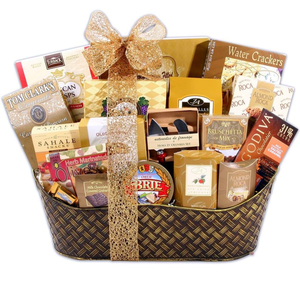 Alder Creek V.I.P. Gourmet Gift Basket from $30