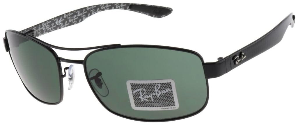 Ray-Ban Unisex Carbon Fiber Sunglasses for $67