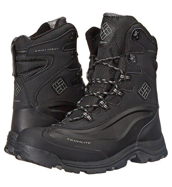 Columbia Men's Bugaboot Omni-Heat Boots for $76
