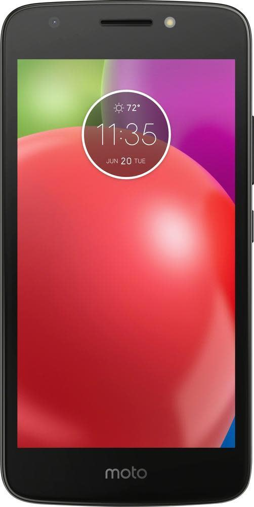 Moto E4 16GB 4G Prepaid Android Boost Phone $42