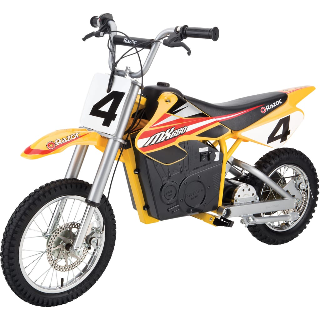 Razor Dirt Rocket Electric Motocross Bike for $330