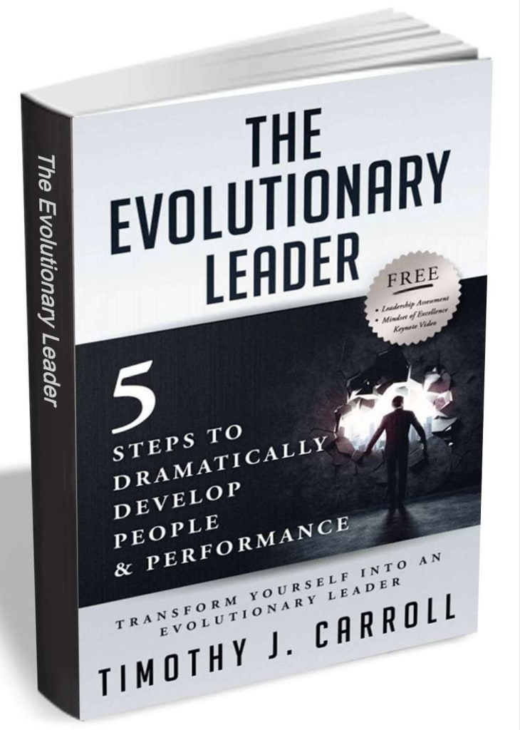 The Evolutionary Leader eBook for free