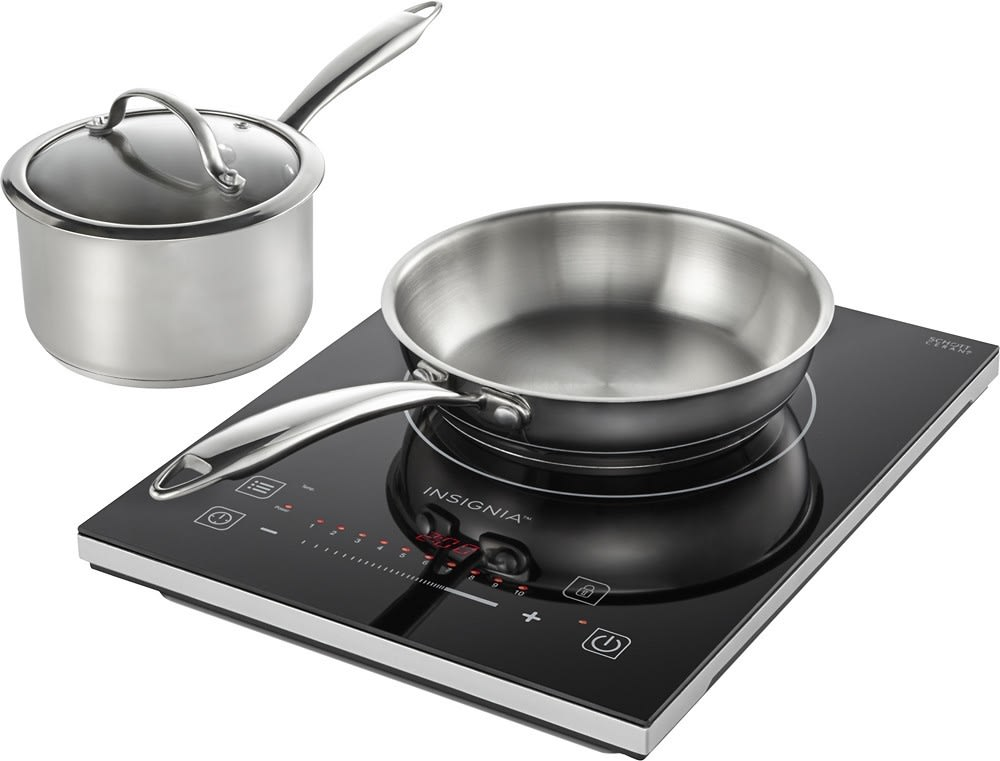 """Insignia 12"""" Electric Induction Cooker for $50"""