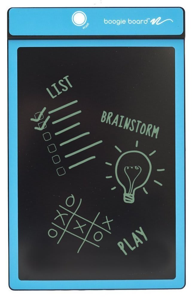 """Boogie Board 9"""" LCD Writing Tablet for $16"""