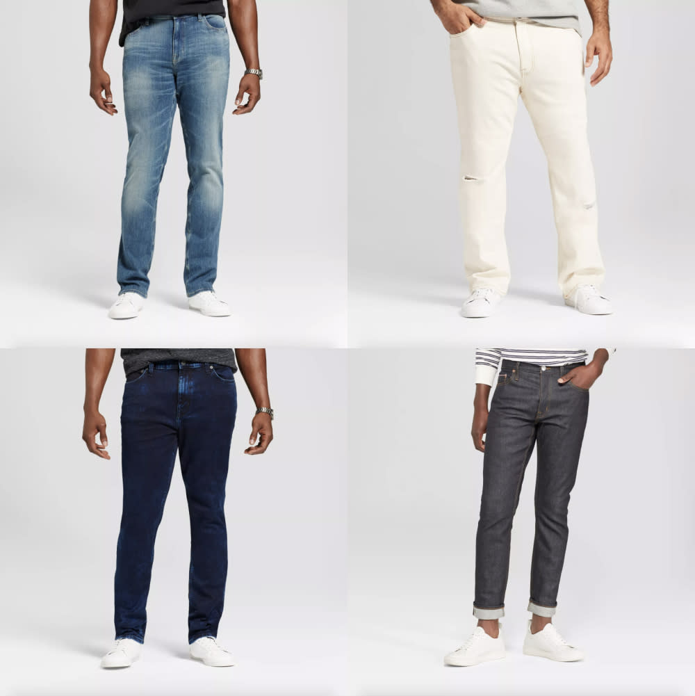 634312ae520 Goodfellow & Co. Men's Jeans At Target: from $11