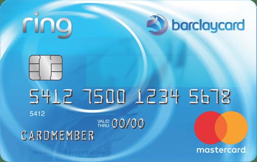 Barclaycard Ring™ MasterCard®: 10.24% variable APR