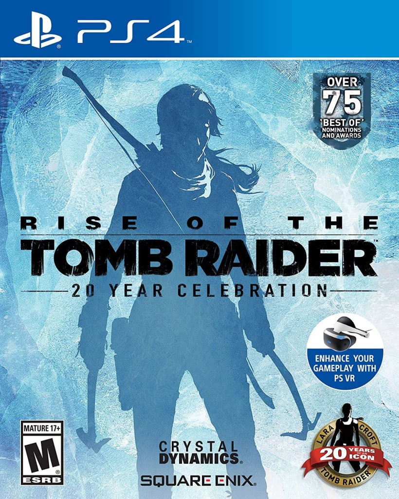 Rise of the Tomb Raider for PS4 / XB1 for $10