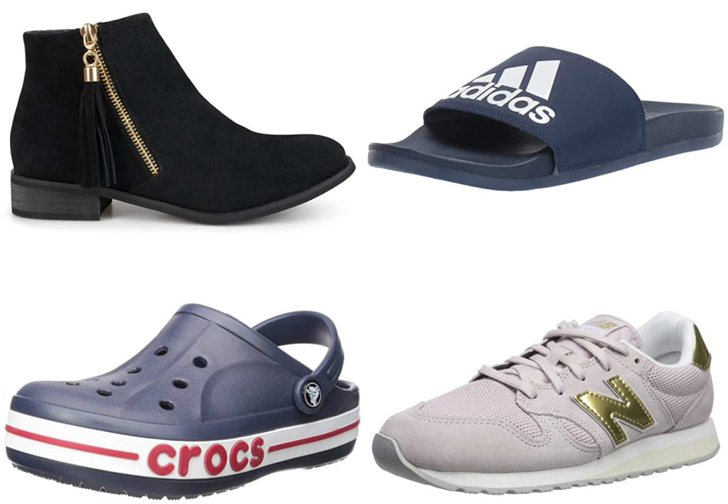 Shoes at Amazon Outlet: from $7
