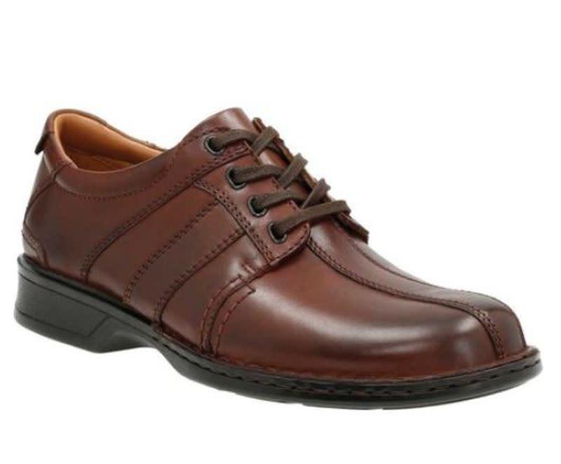 Clarks Men's Touareg Vibe Sneakers for $56