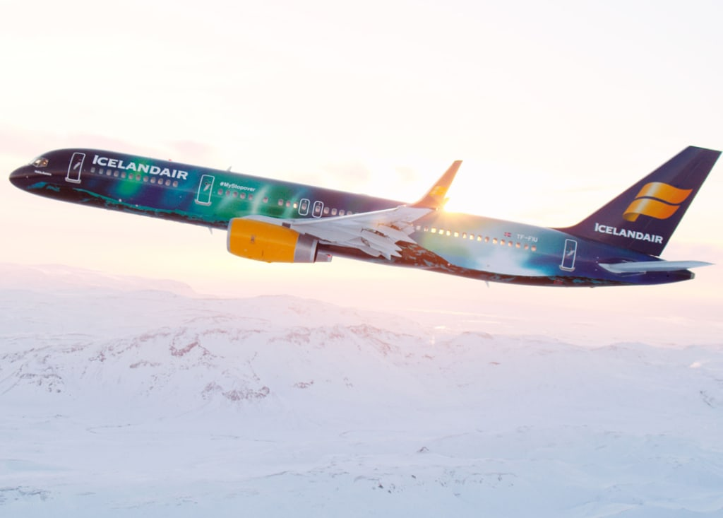 Icelandair Fares to Europe from $300 roundtrip
