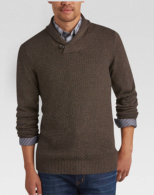 Clearance Sweaters at Men's Wearhouse for $15