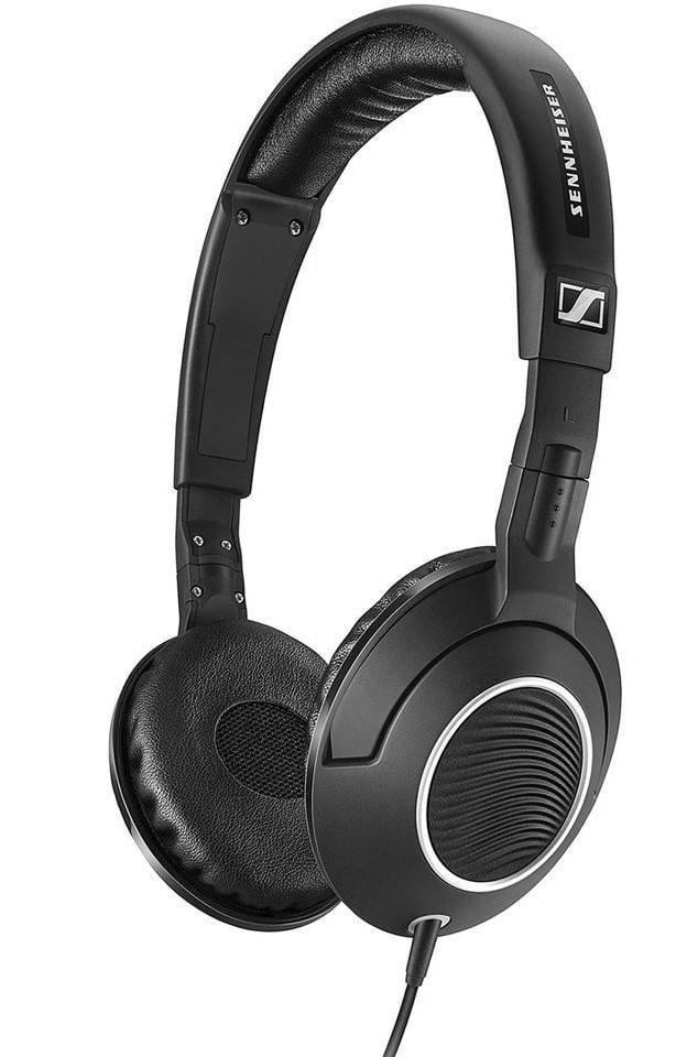 Sennheiser HD Wired On Ear Headphones for $20
