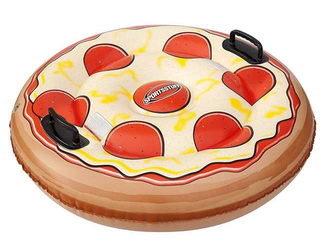 Giant Inflatable Pizza Snow For 18