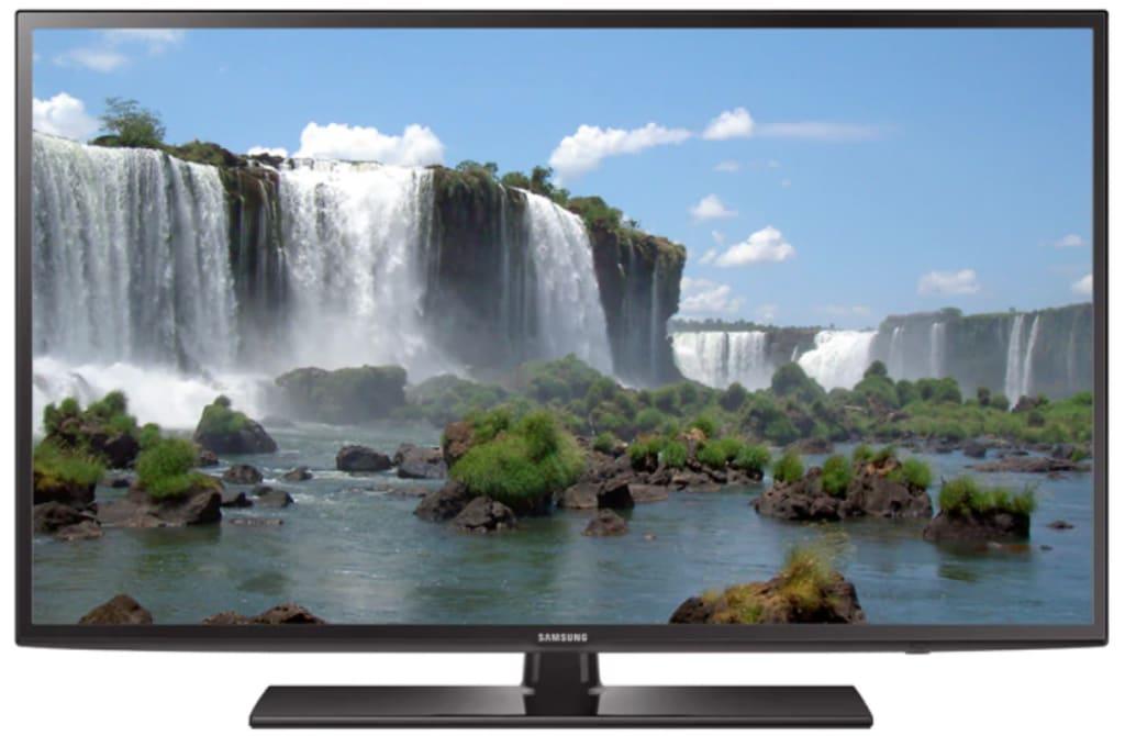 "Samsung 55"" 1080p LED LCD Smart TV for $450"